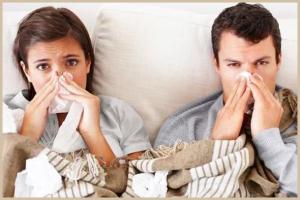 Congestion nasale chez les adultes