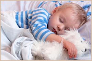Congestion nasale chez les enfants